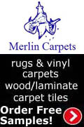 Merlin Carpets, Merlin Carpets - Wool Twist Carpets Wooden Laminate Vinyl Flooring Rugs Domestic Commercial - Bristol and Avon, Bristol Redland