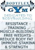 Bodyflex Gym Limited, Bodyflex Bodybuilding Gym - Weight Training Weightlifting - Congleton - Cheshire , Staffordshire Stoke-on-Trent
