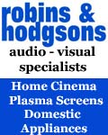 Robins and Hodgsons, Robins Hodgsons - LCD PLasma TV Digital Television Satellite Aerials Fridges Freezers Washing Machines - Macclesfield - Cheshire , Cheshire Wilmslow