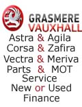Grasmere Vauxhall (Crewe) Ltd., Grasmere Vauxhall Main Agents Crewe - New Used Vectra Corsa Zafira Cars Vans Parts Service, Cheshire Warrington