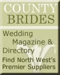 County Brides, County Brides - Wedding Magazine and Directory, Wedding Services, Dresses, Photographers - North West Cheshire Cumbria Lancashire Manchester Merseyside Staffordshire, Cumbria Ravenglass