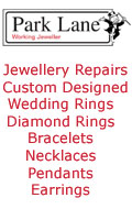 Park Lane Working Jewellers, Parl Lane Working Jewellers - Jewellery Repairs Bespoke Custom Designed Jewellery Gold Silver Wedding Rings Macclesfield Cheshire, Derbyshire Glossop