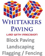 Whittakers Paving, Whittakers Block Paving & Landscaping Flagging Fencing Groundworks Drainage Congleton Cheshire, Derbyshire New Mills