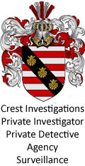 Crest Investigations, Crest Investigations Privte Detective Agency Northwich Cheshire North West and North Wales, Staffordshire Tamworth