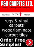 P & D Carpets, P & D Carpets and Flooring - Wool Twist Carpets Wooden Laminate Vinyl Flooring Rugs Domestic Commercial - Cottingham Nr. Kingston upon Hull Hull East Yorkshire, East Yorkshire Hedon