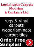 Locks Heath Carpets & Curtains Ltd, Locksheath Carpets, Curtains and Flooring - Wool Twist Carpets Wooden Laminate Vinyl Flooring Rugs Domestic Commercial - Fareham Hampshire, Hampshire Bishops Waltham