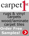 Carpet 1st, Carpet 1st Members Cover The UK providing Local Suppliers and Fitters of Carpets, Wooden Laminate and Vinyl Flooring, Derbyshire Kilburn