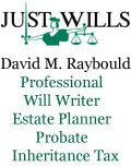 David M. Raybould, Wills Will Writers Estate Planning Probate Inheritance Tax Planner Stoke-on-Trent Staffordshire , Nottinghamshire Nottingham