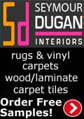 Seymour Dugan, Seymour Dugan Interiors - Wool Twist Carpets Wooden Laminate Vinyl Flooring Rugs Domestic Commercial - Lisburn County Antrim, Down Ballygowan