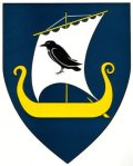 Click for larger image. Caithness Scotland coat of arms