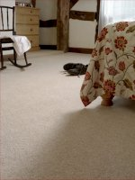 Bedroom carpet from  Locksheath Carpets Fareham, Hampshire.