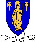 Click for larger image. Merthyr Tydfil Wales coat of arms