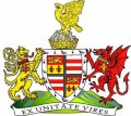Click for larger image. Pembrokeshire Wales coat of arms