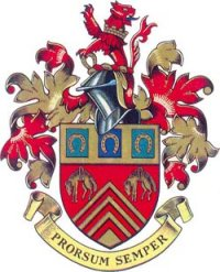 Click for larger image. South Gloucestershire England coat of arms